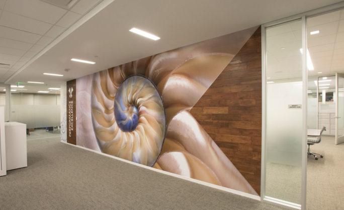 Harland Clarke Office Design