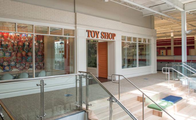 Toy Shop Rackspace San Antonio