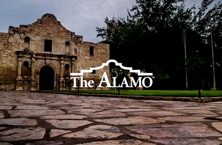 The Vault: The Alamo -Our Work