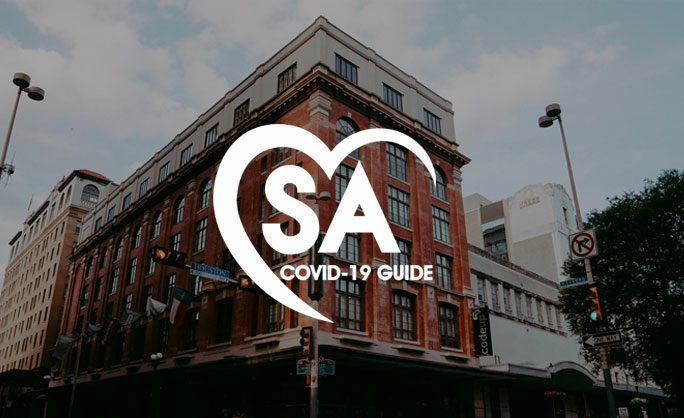 SA COVID Guide - Our Work
